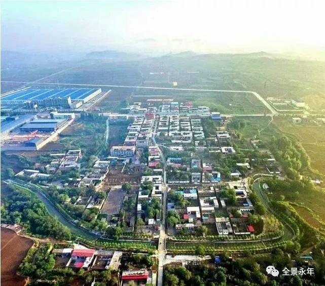 大姚县李湾片区规划图